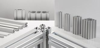 produktinfos lineartechnik alu profilsystem rohrverbinder rk rose krieger. Black Bedroom Furniture Sets. Home Design Ideas