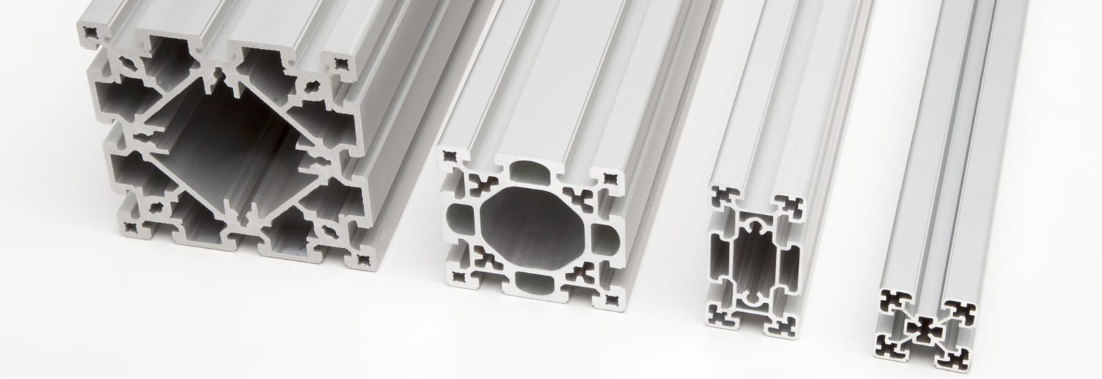 Aluminium construction profiles