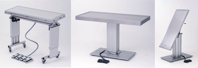 rk lifting columns height adjustment in the field of medical technology