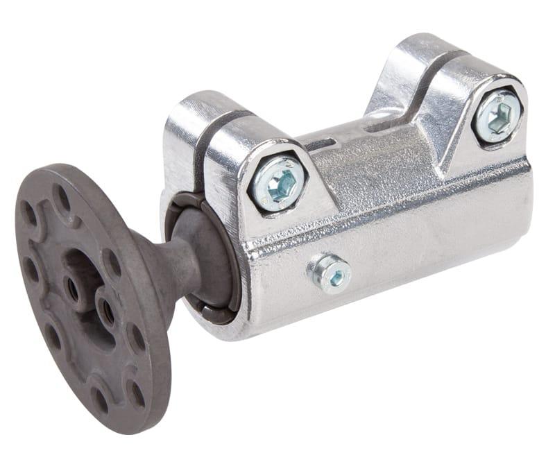 Rohrverbinder mit Kugelgelenk, Rohrverbinder Alu, Aluminium ...
