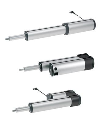 Elektrozylinder Elektrische Linearzylinder