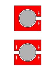 Einteilige oder mehrteilige Rohrverbinder